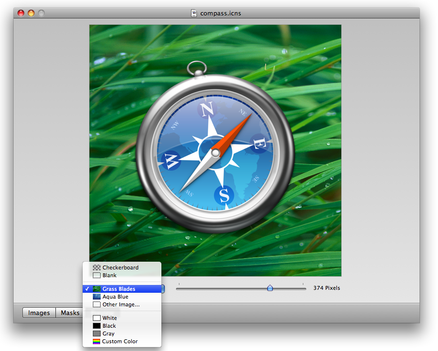 Icon Composer Screenshot